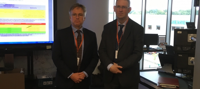 Crawley MP presses Rail Minister on Southern and Thameslink disruption