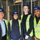 Henry Smith MP meets Crawley apprentices at Forge Wood