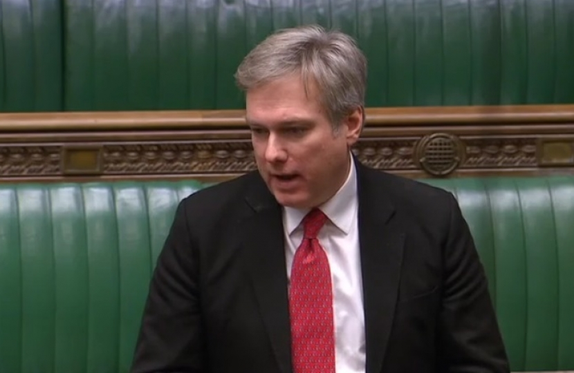 Henry Smith MP welcomes new measures to improve train punctuality in Crawley