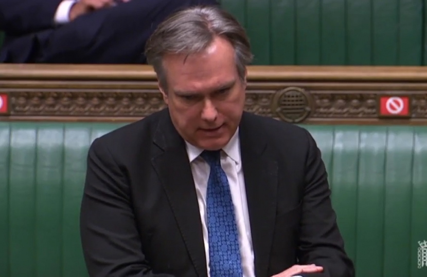 Crawley MP questions Prime Minister over furlough scheme extension
