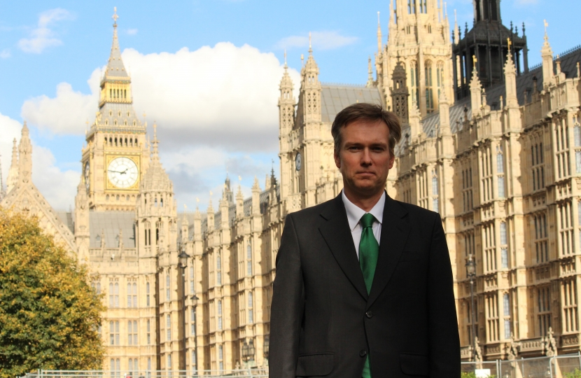 Henry Smith MP: We can Halve It