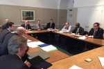 County MPs and Headteachers meet with Education Minister over School Funding