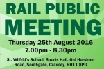 Bulletin - Govia Thameslink Railway public meeting