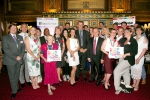 Henry Smith MP joins charity event to launch blood cancer ambassador programme
