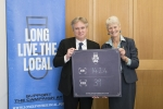 Urging the Chancellor: Long Live the Local!