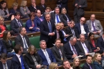 Henry Smith MP questions Prime Minister over Brexit