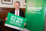 Henry Smith MP calls for greater support for cancer patients