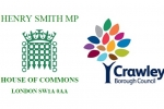 Henry Smith MP and Crawley Borough Council Leader urge Government to help 'worst affected' economy