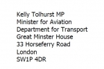 Joint Which? and MPs letter to Aviation Minister on refunds for travel industry customers