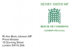 Joint Cancer APPG letter to Prime Minister on the 12 Point Plan to Recovery