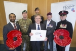 Henry Smith MP welcomes Census change to Count Armed Forces Community In