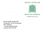 Henry Smith MP to Chancellor of the Exchequer on suspension of Air Passenger Duty