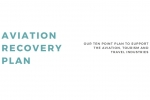 Future of Aviation Group Chair launches Aviation Recovery Plan