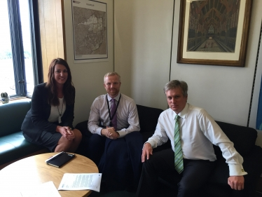 Henry Smith MP backs call to Stop Sickness Scams
